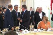 Todd: Obama's public hand-wringing not...