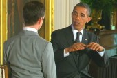 Obama puts Social Security on table