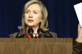 'What about Hillary in 2012?,' reporter asks