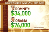 Obama continues to rake in financial...