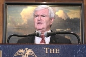 Will Gingrich support slowly drip back to...