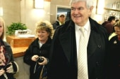 Scarborough: Newt makes 'shocking' victory...