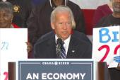 Biden, Obama hit GOP during Thursday speeches