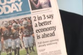 Poll shows optimism over economy, so will...