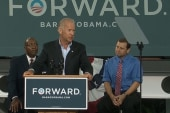 Romney accuses Obama of 'hate' after Biden...