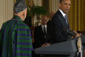 Obama considering faster withdrawal in...