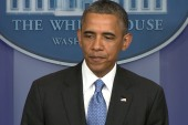 Obama comments on race in the aftermath of...