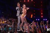 Brzezinski: Miley Cyrus' VMA dance 'really...