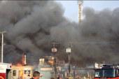 Fire destroys most of NJ town's boardwalk;...