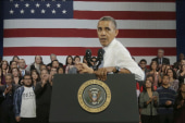 Not 'trustworthy': Obama takes hit in poll