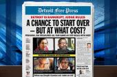 Detroit now largest public US bankruptcy