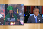 Sharpton: Mandela opened S. Africa to world