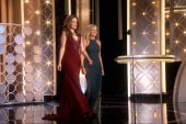 'Surprise of the night' at the Golden Globes