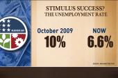GOP attacks stimulus: 'Failed,' 'tragedy'