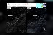 No confirmation about debris in Indian Ocean