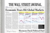 US markets down after debt deal