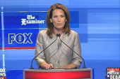 Hayes: T-Paw attack on Bachmann record...