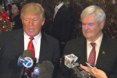 Newt meets Trump in NYC, and Ron Paul ain...