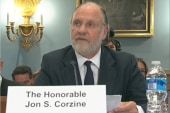 Tett: Corzine presenting himself as 'idiot'