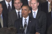 The 'in' crowd: Obama touts 'insourcing'...