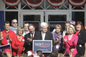 Gingrich vows to stay in race despite...