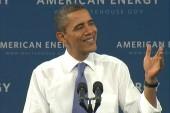 Is Obama's environmental base holding him...