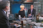 Scarborough: Santorum blew himself up with...