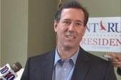 Scarborough: Santorum had chance to beat...