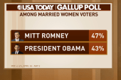 Is Romney closer to picking a VP running...