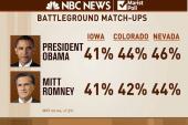 New poll shows POTUS, Romney tied in key...