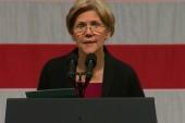 Elizabeth Warren hits Romney over ...