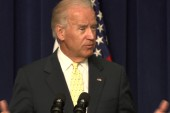 Pure demagoguery? Biden hits Ryan plan,...