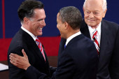 'Severe agreement' for Romney, Obama on...