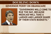 Rick Perry says new Medicaid laws take...