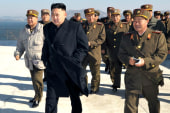 US offers open to talks with North Korea...