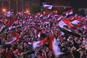 Political 'showdown' in Egypt as clock...