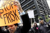 Eugene Robinson: Stop-and-frisk some white...