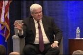 Scarborough: Newt Gingrich has a positive...