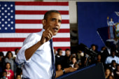 What low numbers could mean for Obama