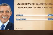 Another poll, another new low for Obama