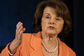 'Feinstein is still waiting for her apology'