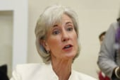 Why Sebelius is leaving and who's taking over