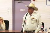 Nevada rancher wades deep into race debate