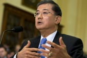 It 'certainly seems' like Shinseki will go