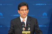 Cantor more 'schemer than conservative'