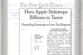 How Apple saves billions in taxes annually