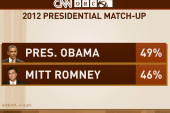 Swing swing: Obama leads nationally in new...