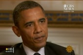 Policy vs. telling a story: Obama admits...
