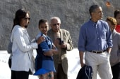 Obama continues his tour of Africa