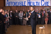 How Obama can win discussion on Obamacare